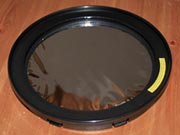 daylight film solar filter - full aperture