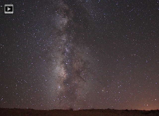 Quot Summer Milky Way Quot Timelapse Video Dee Sky Watch