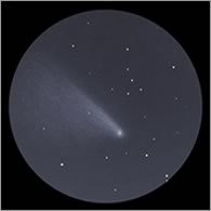 panstarrs comet march 2013
